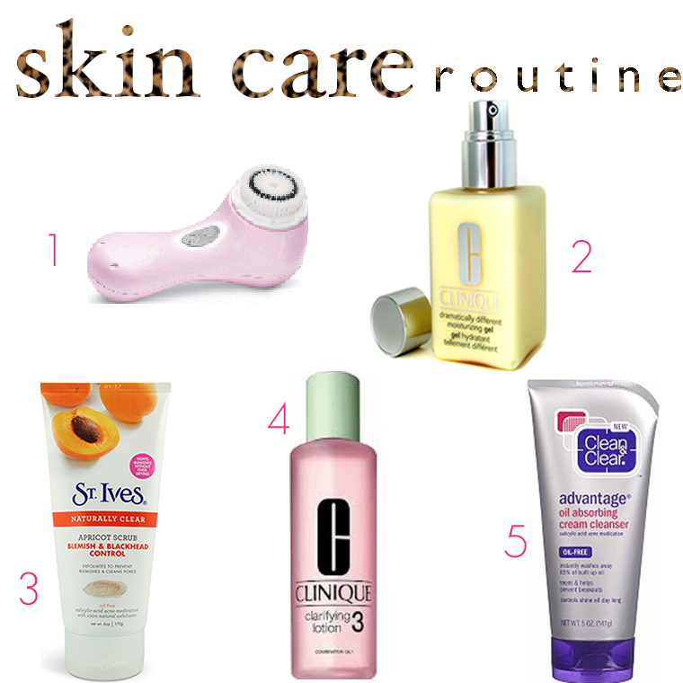 best facial products for oily skin