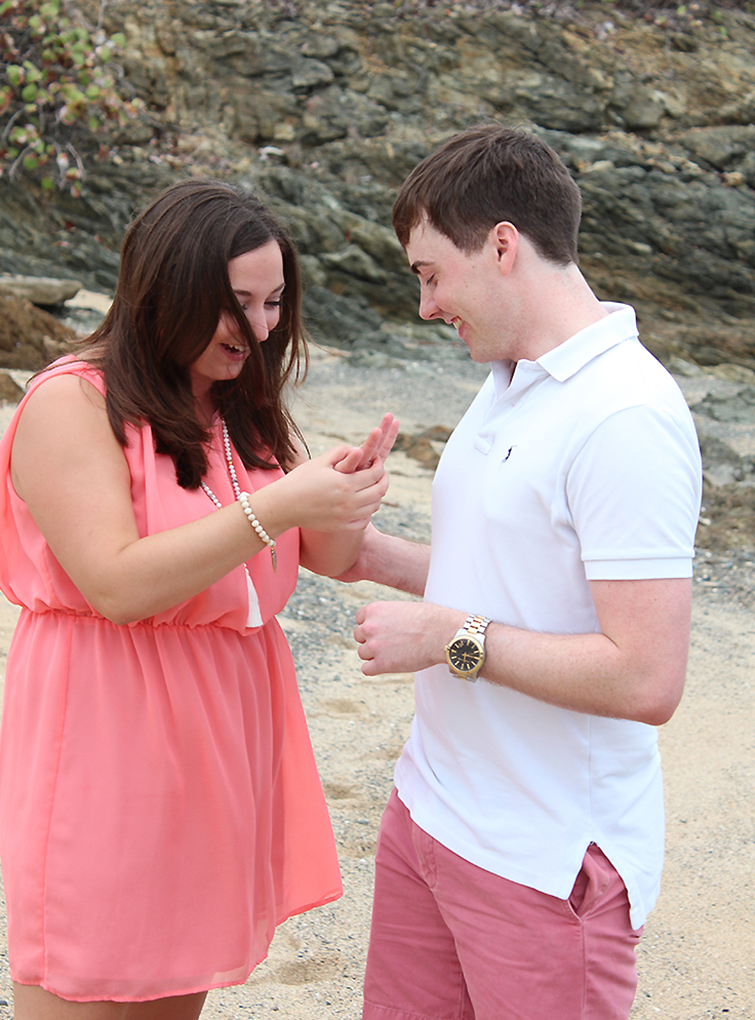just engaged