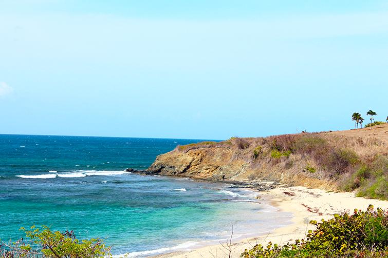 Whistle Beach, St. Croix