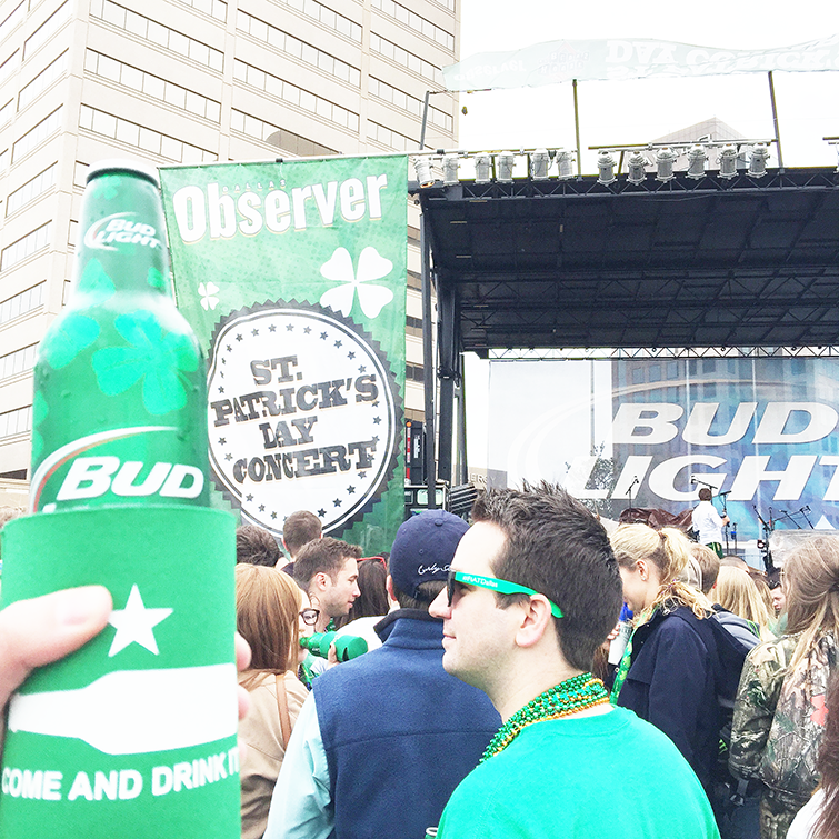 Dallas St Patricks Day