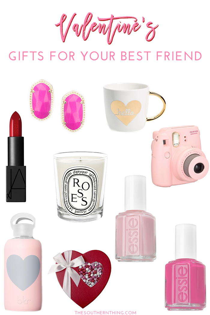 Valentine 39 s gifts for your best friend the southern thing for What to get your best friend for valentines day