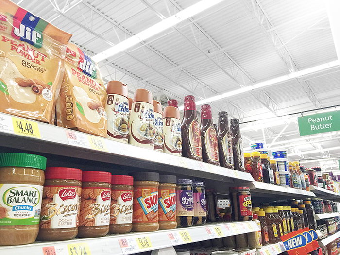 Walmart-Peanut-Butter-Aisle