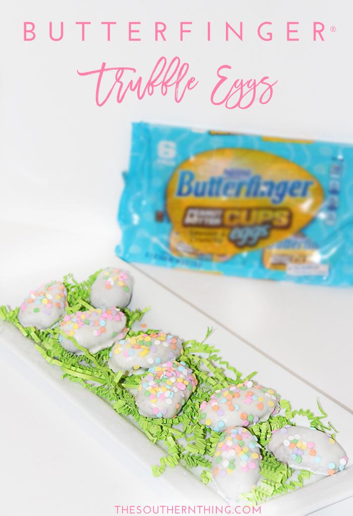 Butterfinger® Truffle Eggs Recipe Tutorial