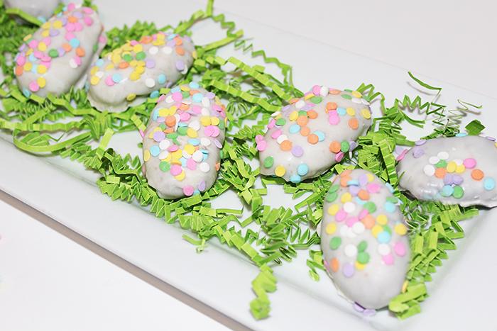 Butterfinger Truffle Eggs