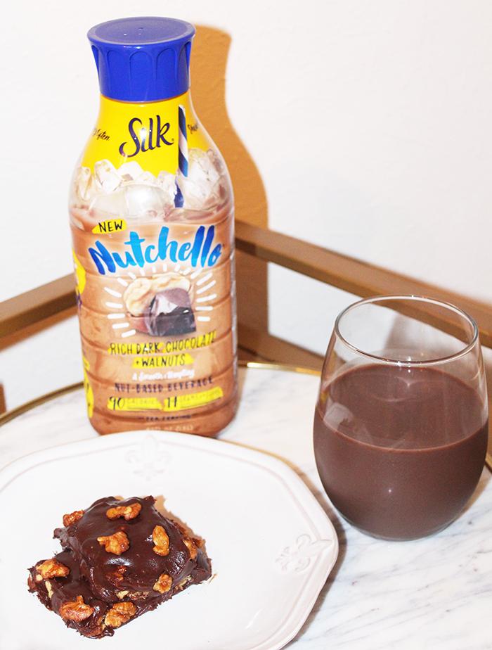 Dark Chocolate Walnut Fudge Recipe