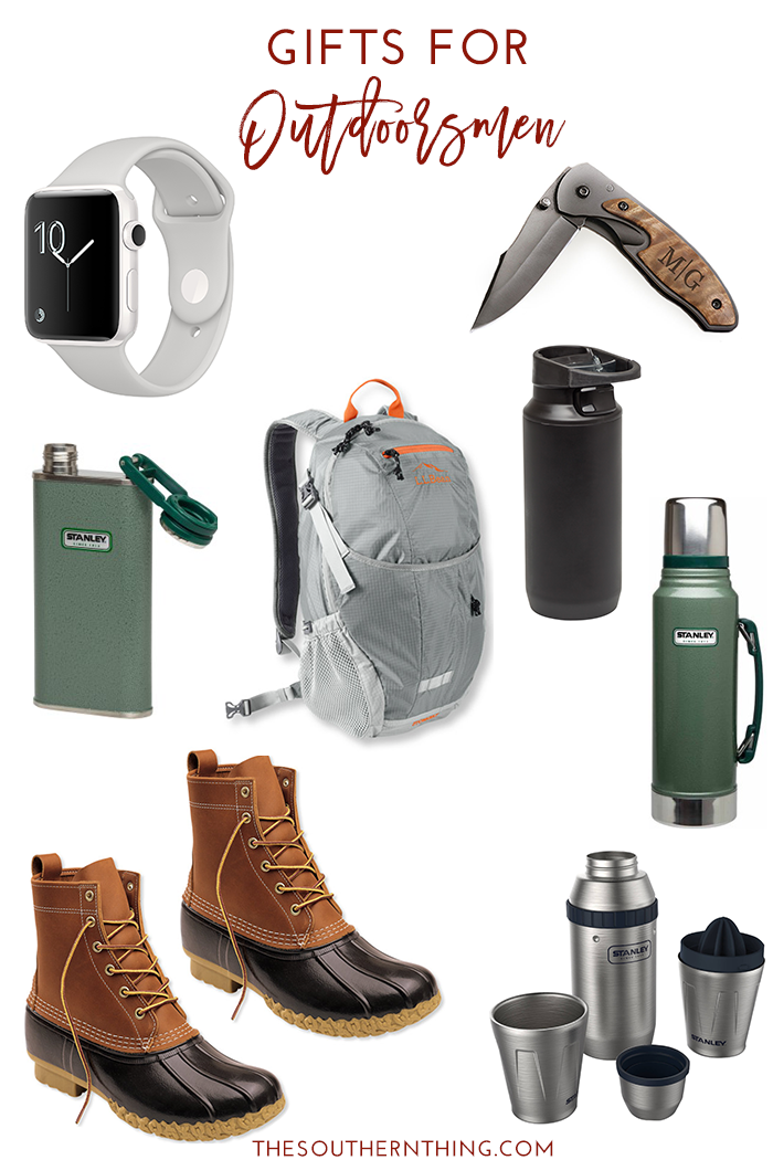 anniversary gifts for outdoorsmen lamoureph blog - Christmas Gifts For Outdoorsmen
