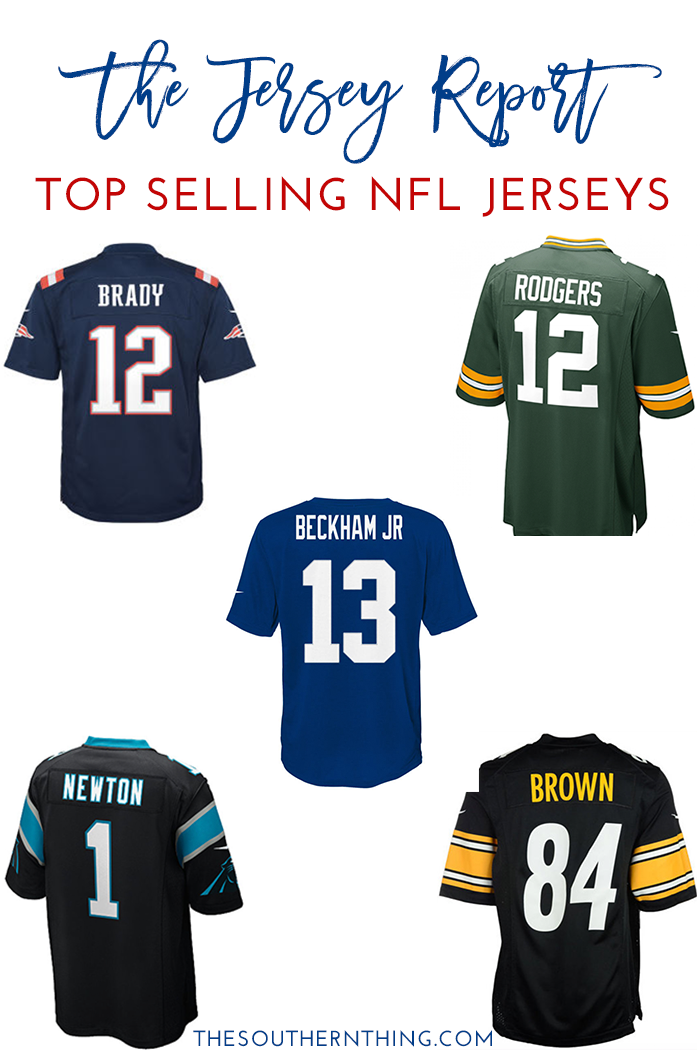 The Jersey Report Top Ing Nfl Jerseys