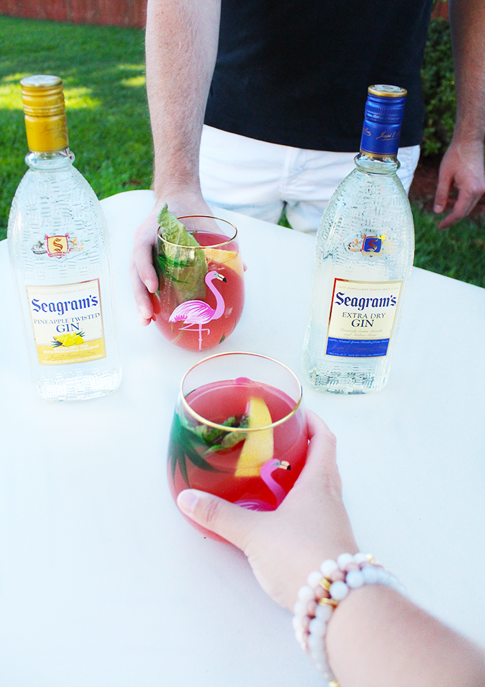 Seagram's Gin recipes