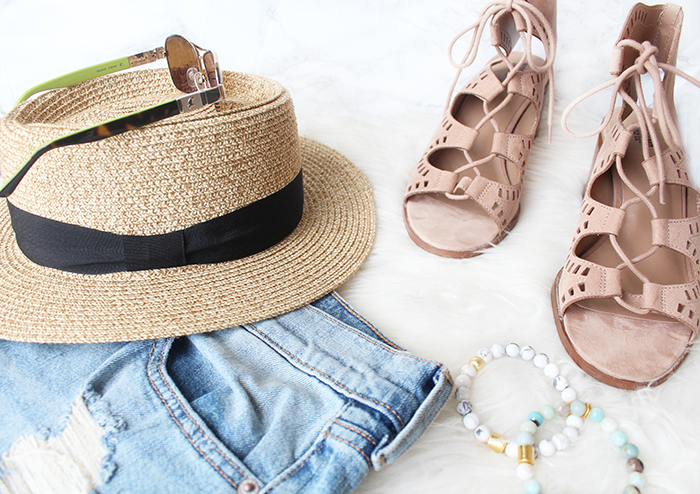 Favorite Summer Fashion Staples - Trendy pieces to add to your closet this summer