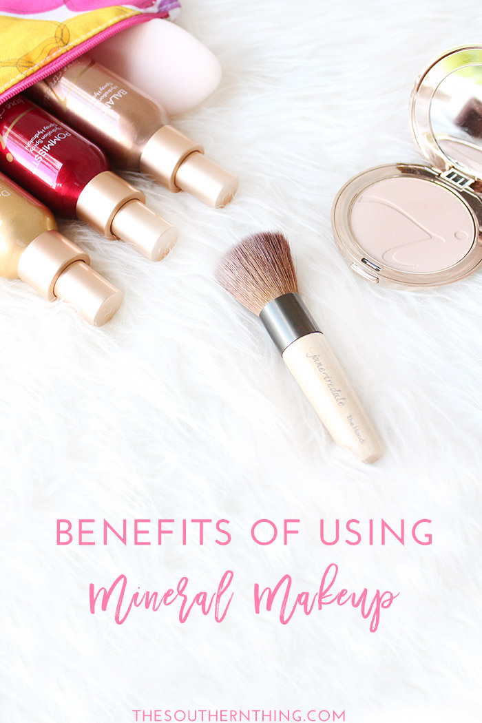 The Benefits of Using Mineral Makeup | Why Mineral Makeup is Best for Your Skin