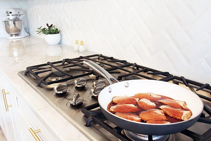 Honey Sesame Pork Tenderloin Rice Bowl Recipe