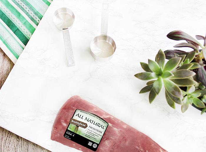Smithfield All Natural Pork at Walmart Recipe