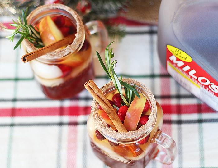 Cranberry Apple Sweet Tea Recipe