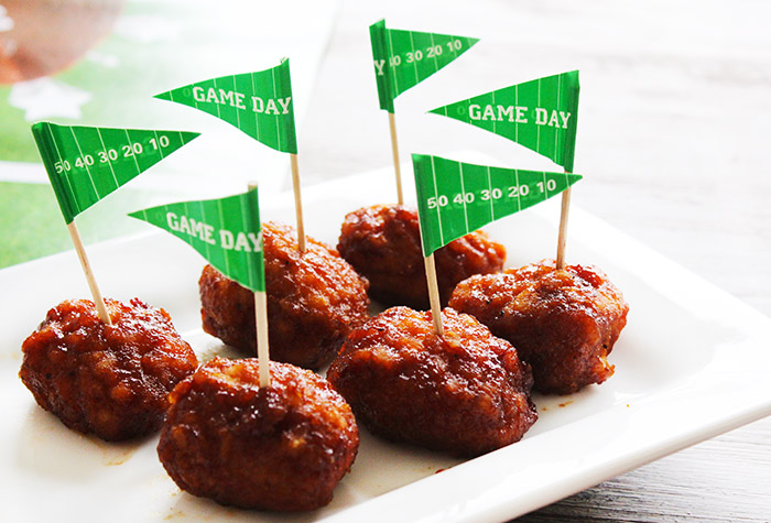 Easy Game Day Recipes
