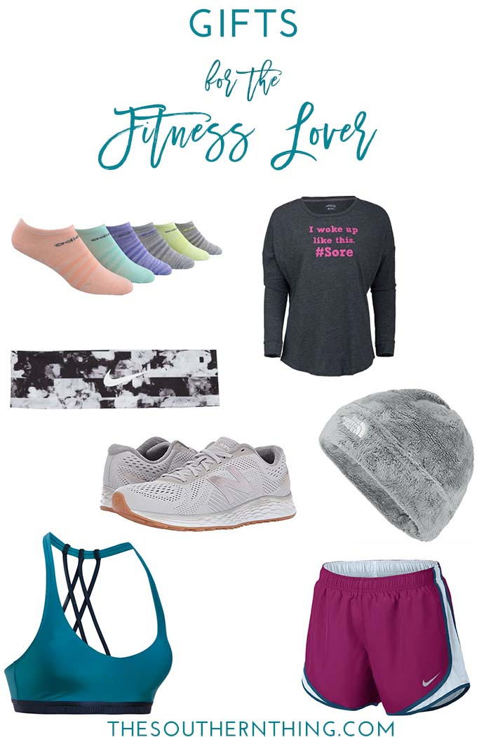 Gifts for the Fitness Lover: Shop this Gift Guide for the Best Fitness Gifts