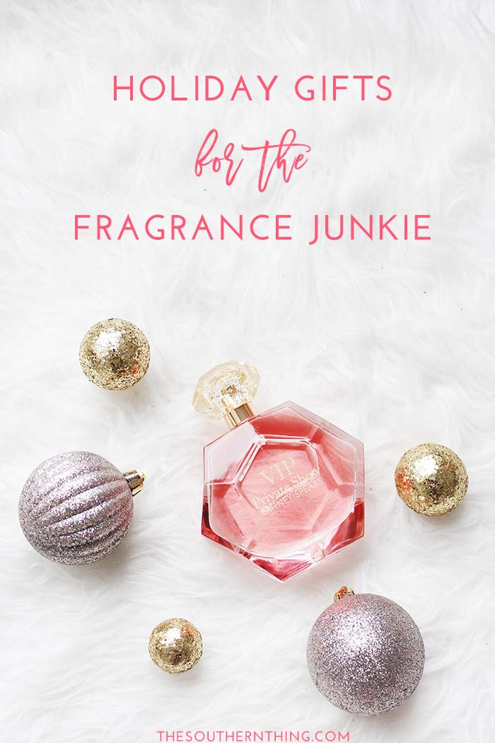 Holiday Gifts for the Fragrance Junkie