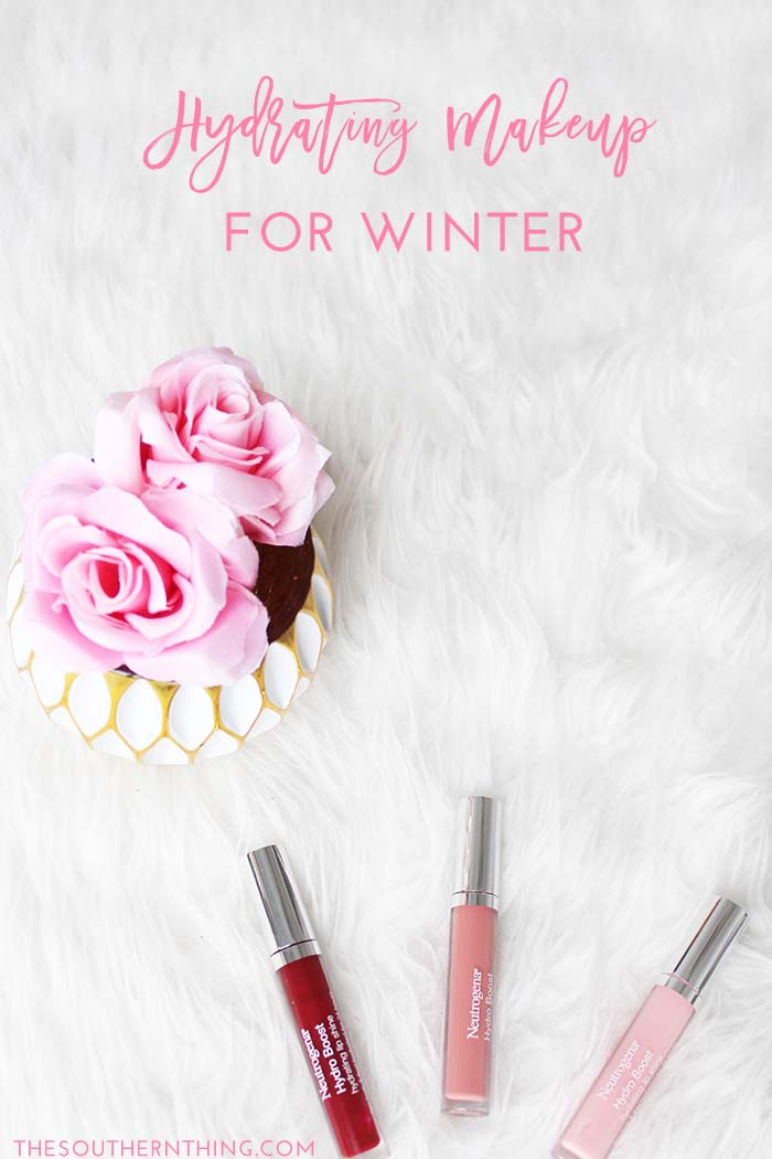 Hydrating Makeup for Winter