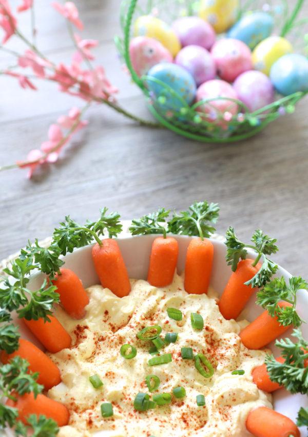 Deviled Egg Dip Recipe