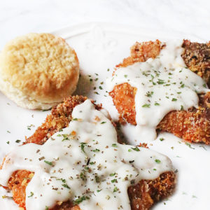 Country Oven Fried Pork Chops